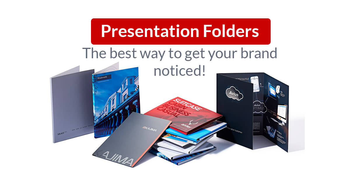 How to Put a Promotional Packet Together