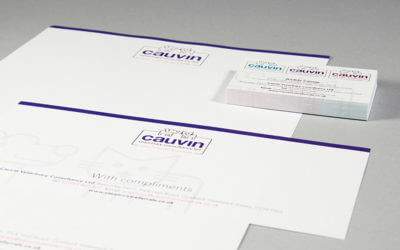 Start-up stationery printing: Pt 3: powerful letterheads!