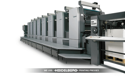 A visit to our printing production hub.