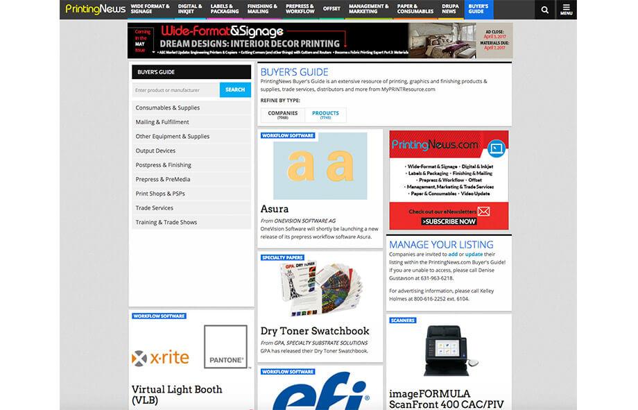 Printing Blogs Printing News