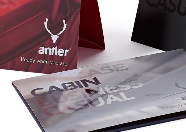 Antler Presentation Folders