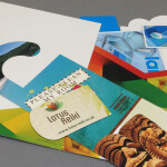 special print finishes - die cutting