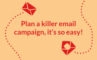 How to create a guaranteed killer email campaign, it's so easy!