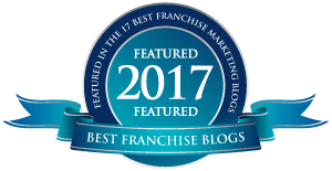 Featured in The 17 Best Franchise Marketing Blogs you need to read in 2017