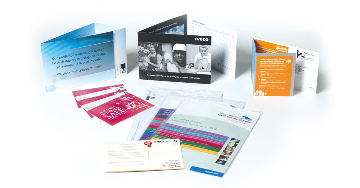 Direct Mail Advertising - Proactive Marketing