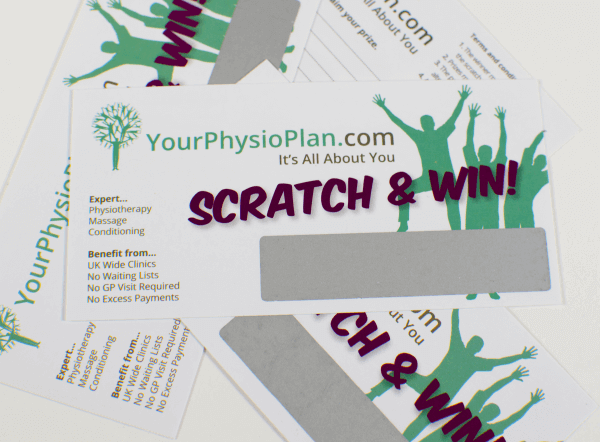 scratch card design