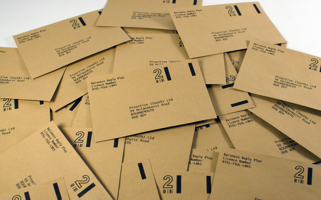 6 Tips For Using Up Your Business Reply Envelope Stock