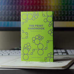 The print handbook gets a thumbs up from us!
