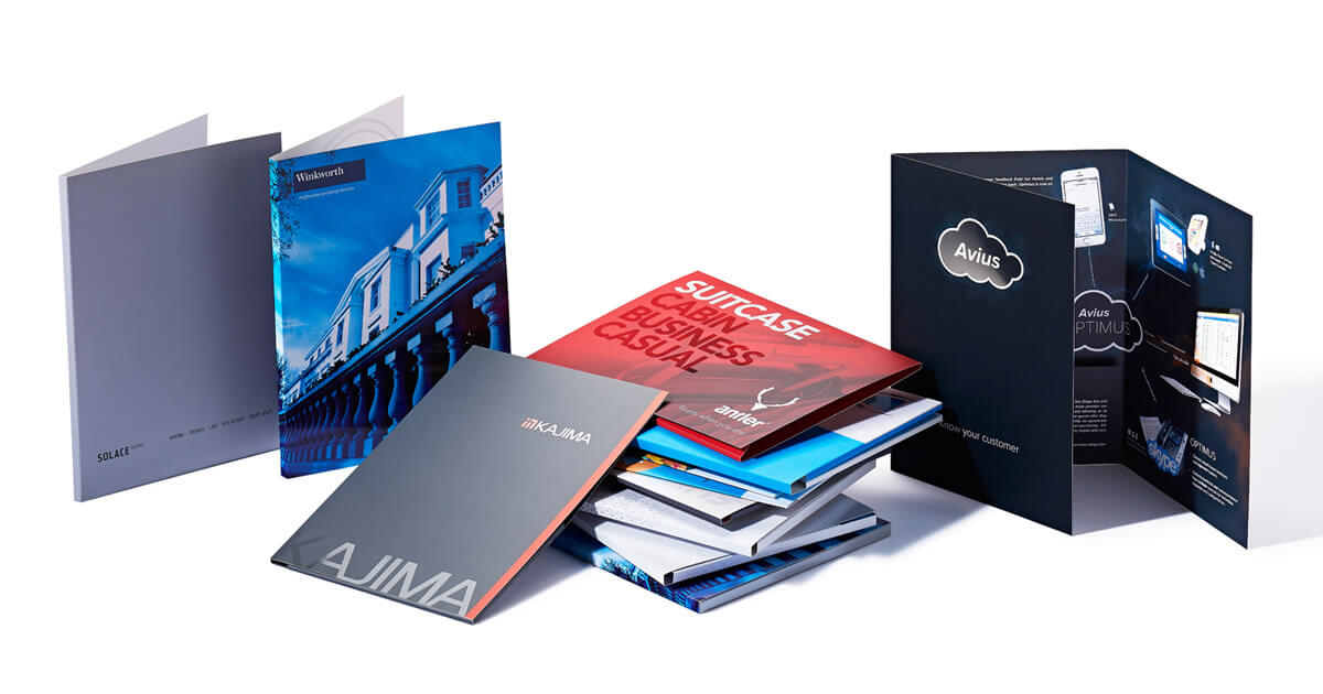 High quality presentation folder printing business folders reheart Choice Image