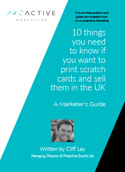 Marketing Guides: How to promote your business with scratch cards