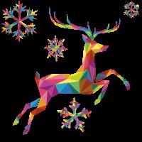 Christmas-SingleDeer