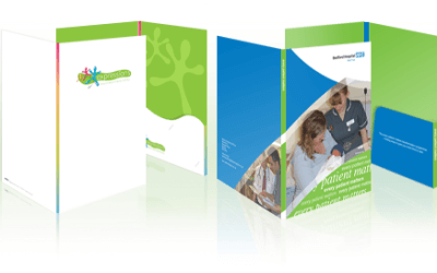 9 reasons to design and print presentation folders