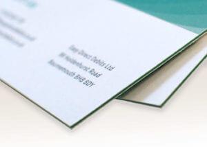 business card ideas blog