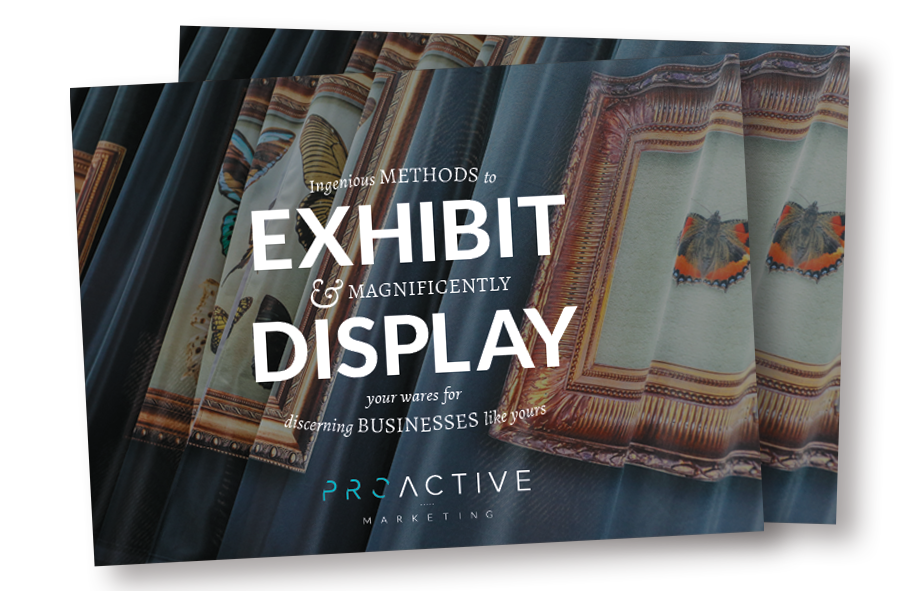 Trade Show Stand Brochure