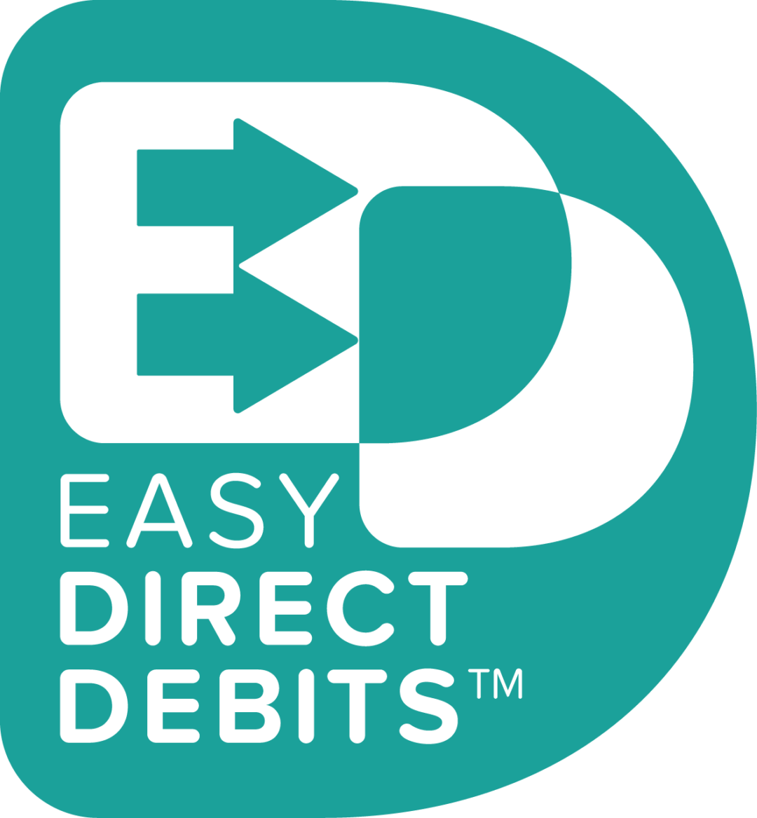 Direct debit marketing designed for financial services client
