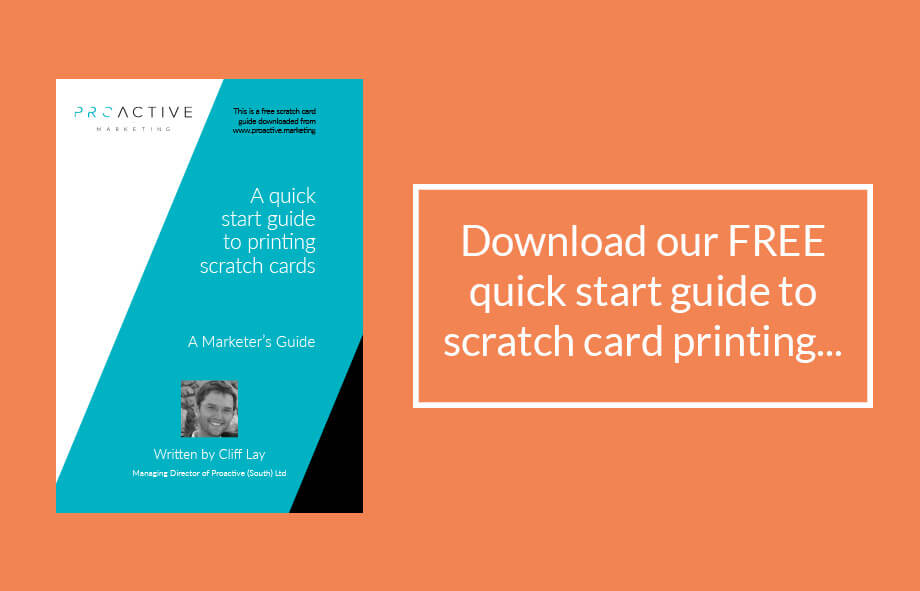 Download our ultimate promotional scratch card guide