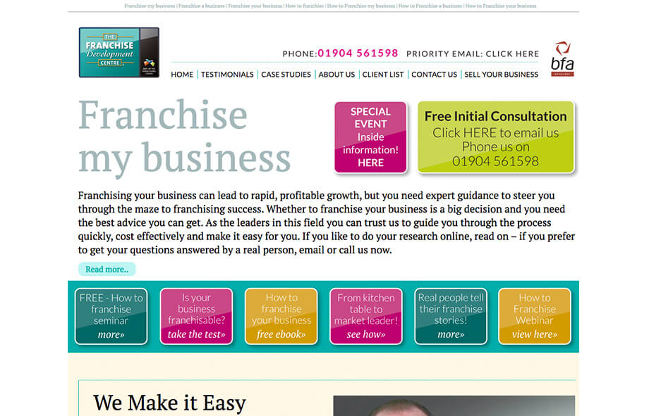 Franchise Marketing Blogs The Franchise Development Centre