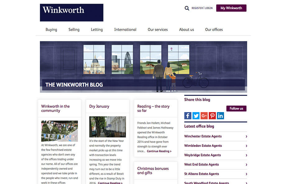Franchise Marketing Blogs Winkworth Franchise Blog