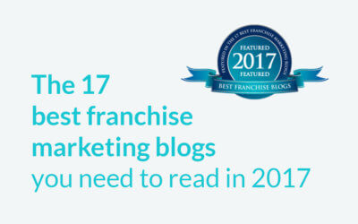 The 17 best franchise marketing blogs you must read in 2017