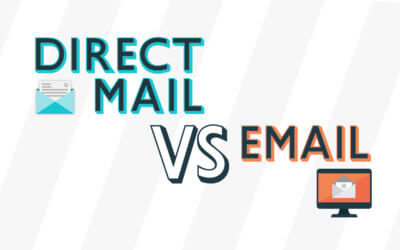 The best Direct Mail vs Email Infographic – Powerful facts