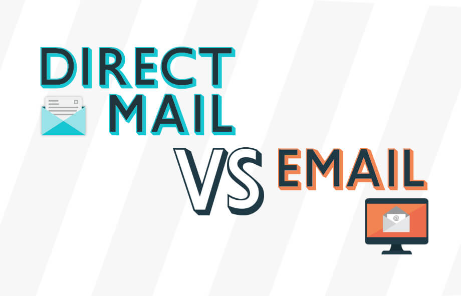 Infographic: Direct Mail vs Email – the ultimate fact sheet!