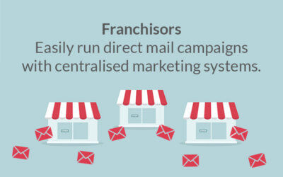 New centralised marketing system reduces franchisee mailing errors