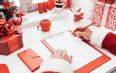 Ordering your branded Christmas printing has never been easier